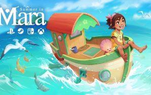 Summer in Mara anuncia su fecha de lanzamiento en PC…