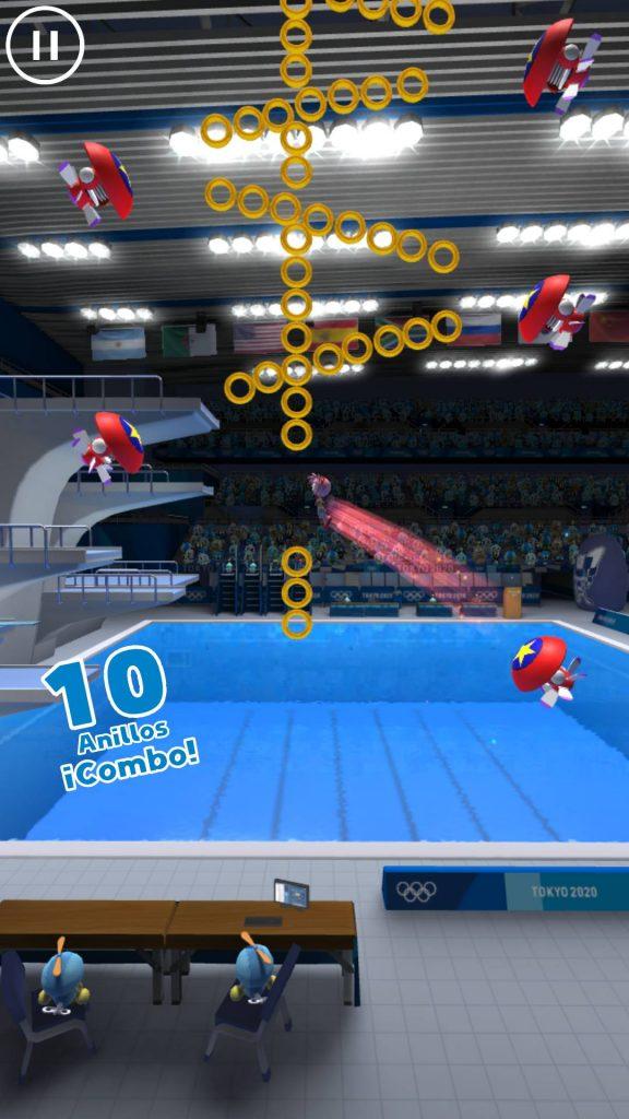 Sonic en los Juegos Olímpicos Tokio 2020