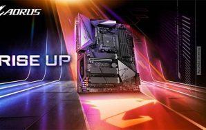 Gigabyte lanza sus nuevas placas base B550 AORUS