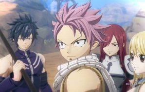 25 minutos de gameplay de Fairy Tail mostrados durante el…