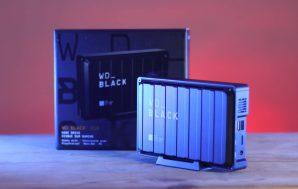 WD Black D10 Game Drive, review y unboxing en español