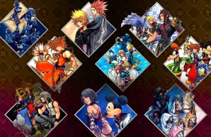 Kingdom Hearts HD 1.5 + 2.5 ReMIX y HD 2.8 Final Chapter Prologue