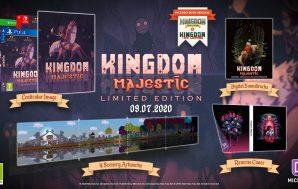 Kingdom Majestic se lanzará finalmente el 9 de julio en…
