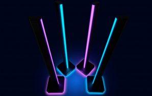 CORSAIR lanza las torres con iluminación inteligente iCUE LT100