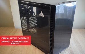 Fractal Define 7 Compact. Análisis y experiencia de montaje de…