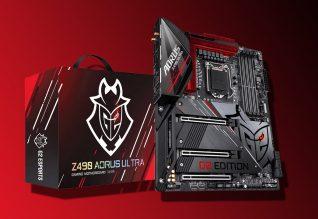 Z490 AORUS ULTRA G2 Edition