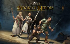 The Dark Eye Book of Heroes. Análisis del RPG
