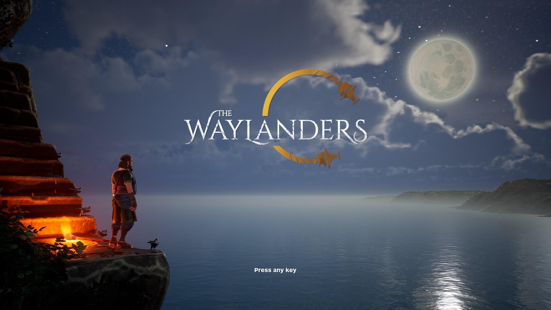 the waylanders game it