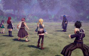 Fairy Tail muestra su tráiler de lanzamiento