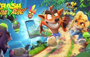 Crash Bandicoot: On the Run!, el nuevo título de Crash…