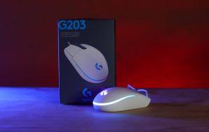 Logitech G203 white, review completa y unboxing en español