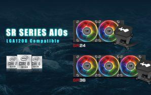 InWin presenta sus nuevas refrigeraciones líquidas AIO: SR24 y SR36