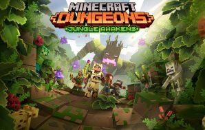 Minecraft Dungeons recibe su nueva expansión Jungle Awakens
