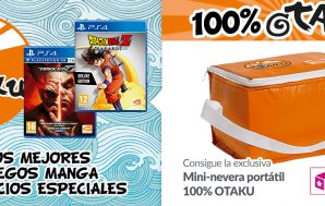 La promoción 100% Otaku llega con ofertas a GAME