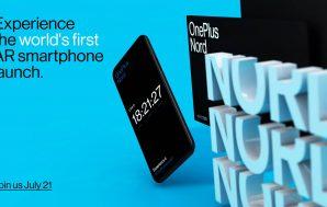 OnePlus Nord se presentará oficialmente el 21 de julio
