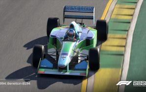 Ya está disponible la edición Deluxe Schumacher de F1 2020
