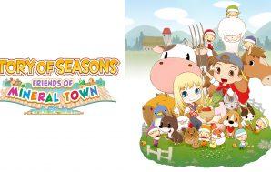 Story of Seasons: Friends of Mineral Town se estrena en…