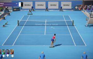 Anunciado Tennis World Tour 2 para PS4, Xbox One, PC…