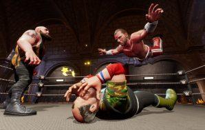 WWE 2K Battlegrounds anuncia su fecha de lanzamiento. ¡Y muestra…