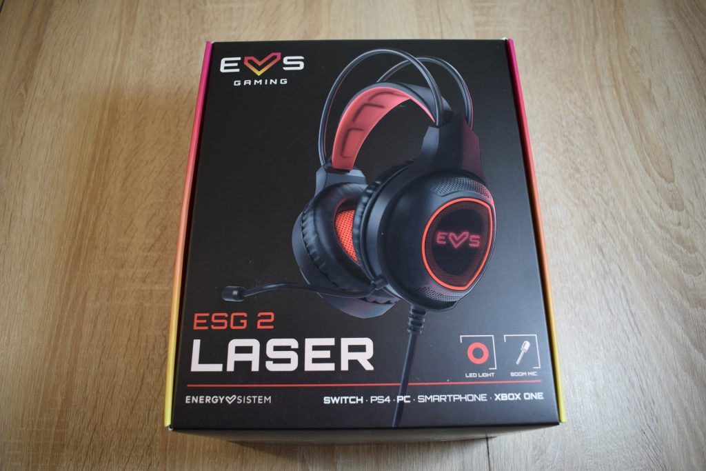 energy sistem esg 2 laser game it