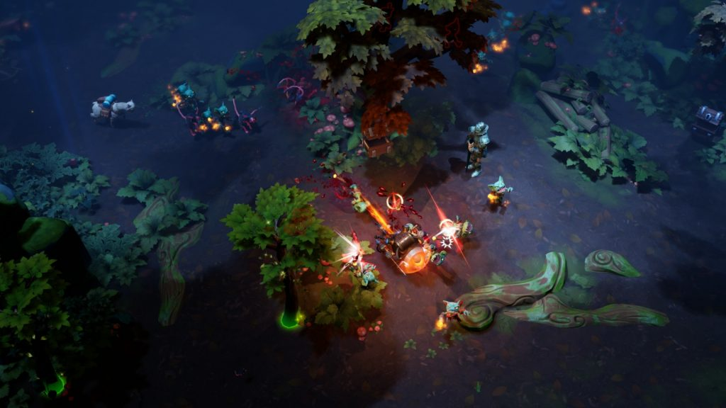 torchlight III game it