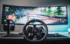 Logitech G923, el nuevo volante Trueforce que promete carreras realistas