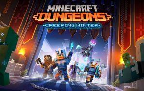 La nueva expansión de Minecraft Dungeons, Invierno Espeluznante, se lanza…