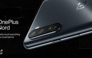 OnePlus Nord llega a las tiendas mañana mismo