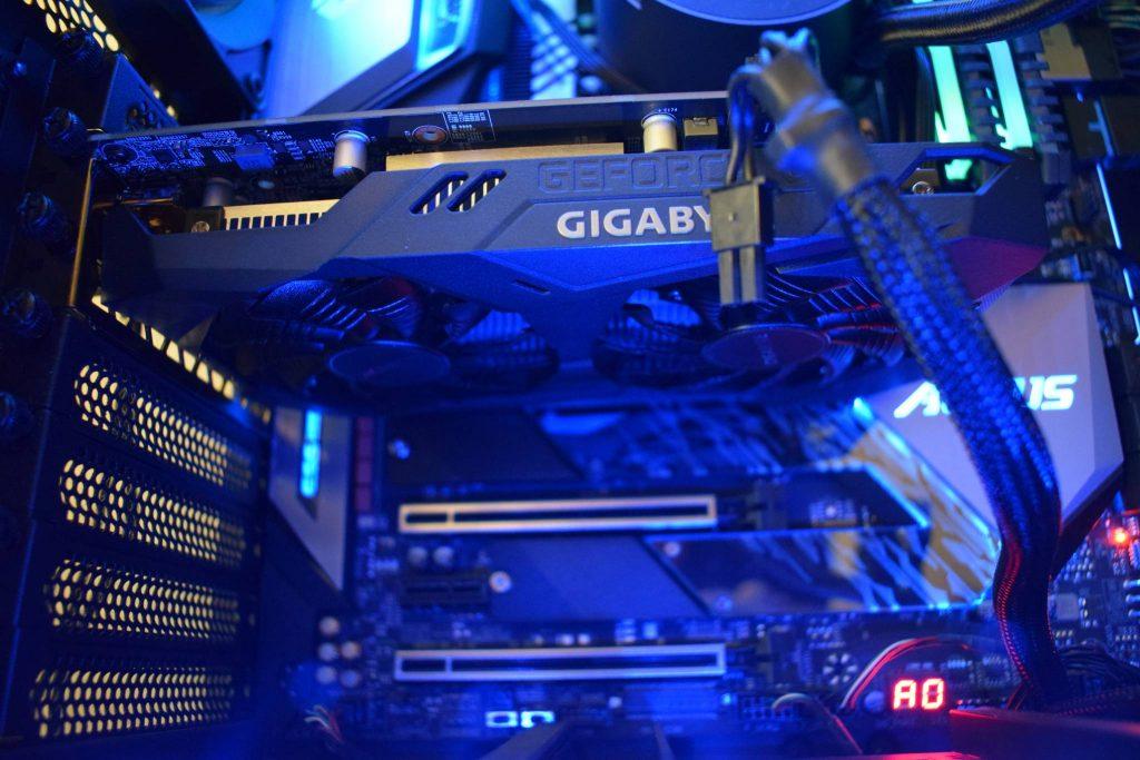 gigabyte gtx 1650 game it