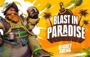 Rocket Arena recibe novedades con su evento por tiempo limitado…