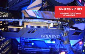 Gigabyte GTX 1650 Windforce OC 4G. Pruebas de la tarjeta…
