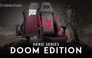 Caseking anuncia la Nobechair Hero Doom Edition
