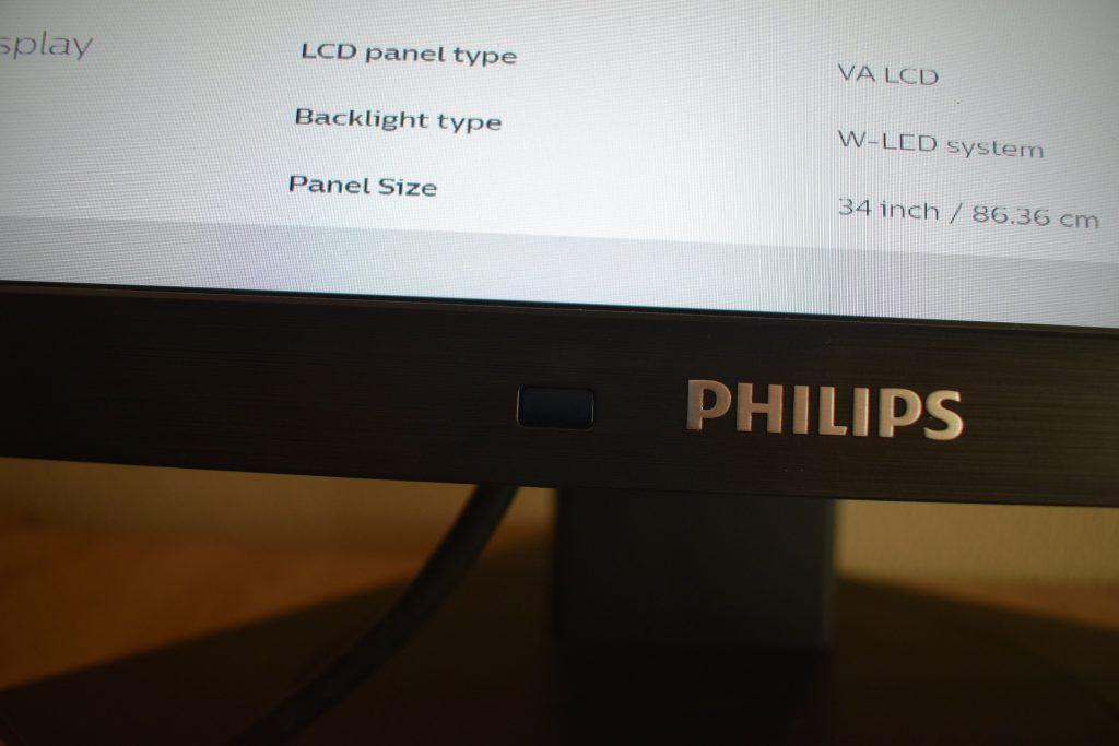 phillips brilliance 346p game it