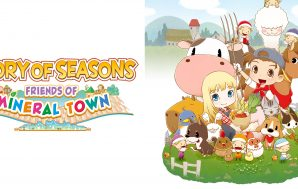 Friends of Mineral Town. Análisis para Nintendo Switch