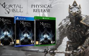 Mortal Shell se lanzará en formato físico el próximo mes…