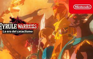 Nuevo tráiler de Hyrule Warriors: La era del cataclismo con…
