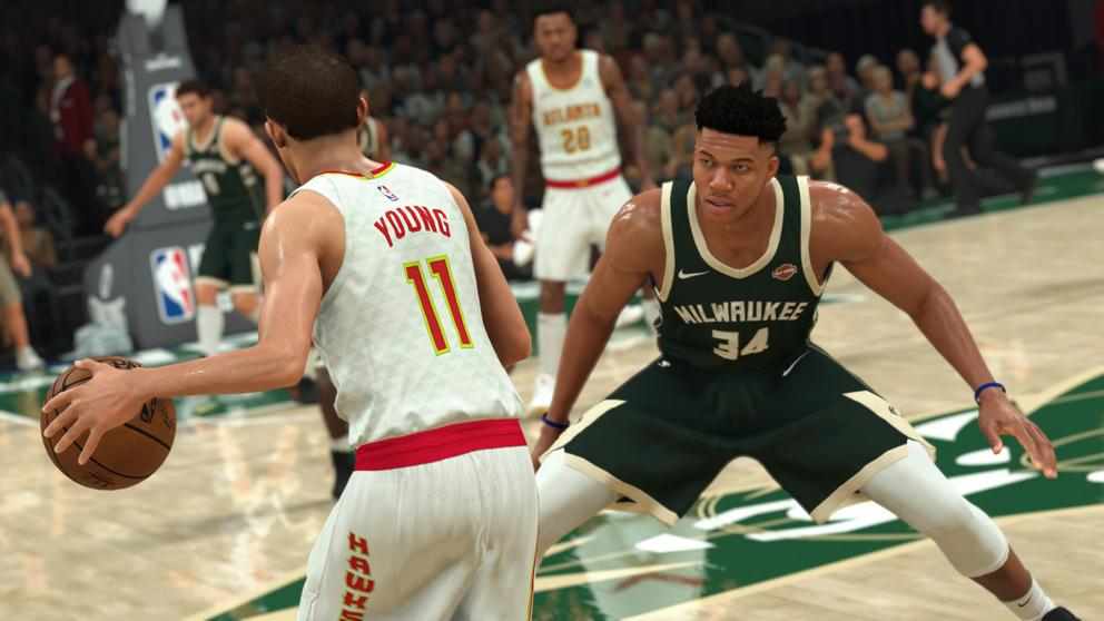 Young vs Giannis