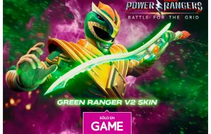 Una skin de Power Ranger Verde con la reserva de…