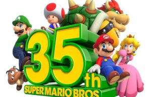 Aniversario de Super Mario Bros