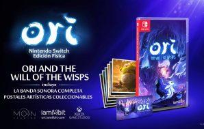 La saga Ori llegará en formato físico a Nintendo Switch…