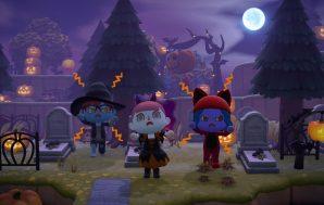 Halloween llegará a Animal Crossing: New Horizons el próximo 30…