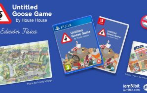 Untitled Goose Game ya está disponible en formato físico para…