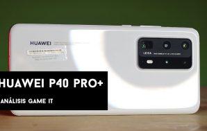 Huawei P40 Pro+, review y unboxing en vídeo en español