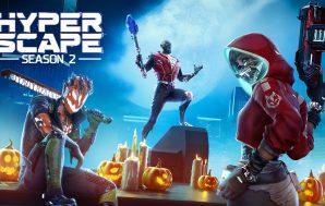 El evento de temporada de Halloween llega a Hyper Scape