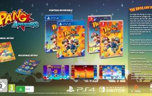 """Pang Adventures """"Buster Edition"""" confirma su fecha de lanzamiento en…"""