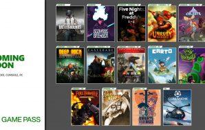 Nueva oleada de títulos que se incluirán en Xbox Game…