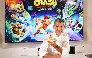 Crash Bandicoot 4: It's About Time: Paco Roncero elabora una…