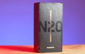 Samsung Galaxy Note 20 5G, videoreview y unboxing en español