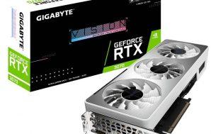 GIGABYTE lanza las tarjetas gráficas de la serie RTX 3070