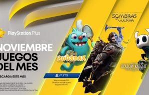 Desvelados los juegos de PS Plus de noviembre, incluyendo el…